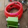 沙子装车设备机动三轮上粮机农业抽吸机