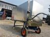 自带卸料装置分离机出渣量可调处理机不同成分分离机