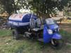 农用三轮改造拉粪车沼气吸污车2立方大粪池吸粪车