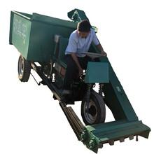 清粪车缩短清理时间大型粪便收集车养殖业粪便运输清粪车图片