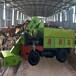 自動裝卸機械拉糞車解決牛棚衛生清糞車刮取屎尿清糞車