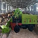 奶牛场多用途清粪车柴油动力粪便铲除机座驾式清粪车