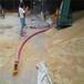 上料方便提粮机6米长度吸粮机蛟龙螺旋吸粮机