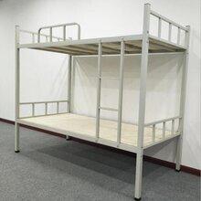 安宁高低床学生宿舍高低床厂家直销,支持定制图片