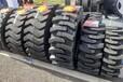 廠家直銷加深花紋鏟車胎20.5/70-1616/70-2016/70-24輪胎低價格