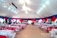 成都丽日篷房生产多拱形弯弧铝合金活动篷房销售出租