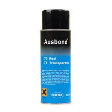 供应奥斯邦70红色聚氨脂绝缘漆聚氨酯三防漆保护漆电子防潮漆