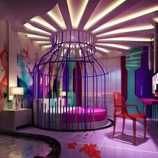 宜宾酒店设计,酒店装修设计,主题酒店设计,宜宾酒店装修