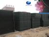 新区建设用焊接金属网片护栏网,厂区防护浸塑围栏网