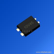 海矽美低压降VF肖特基二极管10V45