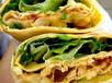地方特色小吃免费加盟午娘果蔬营养煎饼创业好选择包教核心技术和配方
