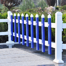 PVC塑鋼護欄草坪護欄圍欄戶外庭院花園林圍墻籬笆變壓器塑料護欄柵欄綠化圍欄花園欄桿圖片