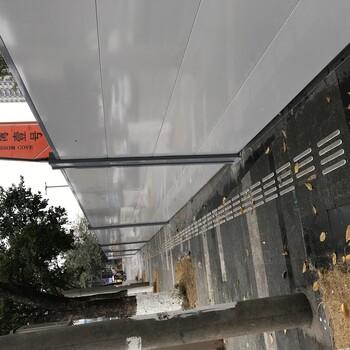 禅城院子栏杆镀锌喷塑栅栏钢结构围挡a款