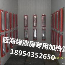 生产供应天然汽高温烤漆房固化房高温烤漆房电加热厂家图片