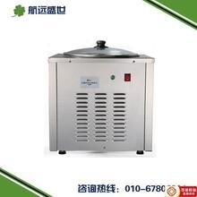 圆平锅炒冰机刨冰制冰机器圆锅炒酸奶机炒水果冰粥机