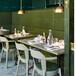 上海轻食餐厅桌椅定做上海轻食餐厅家具上海餐饮家具厂家