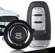 電動汽車配件一鍵啟動手機操控PKE電動汽車無鑰匙啟動手機操控