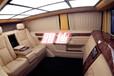 西安奔驰唯雅诺商务车改装航空座椅电视等