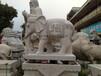 惠安石雕大象广场门象大象雕塑元宝大象