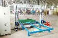 原装现货pu聚氨酯同步传动带加工海绵切割加工聚氨酯材料加工设备异形海绵切割机