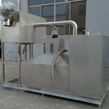 上海餐饮酒店隔油提升一体化设备10立方处理量价格