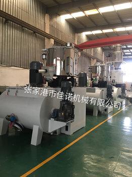 SPC地板混料機-PVC地板高速混料機-佳諾高速混料機組