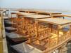 供应厂家直销双蓬船高低篷船摇橹船旅游观光船