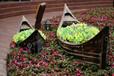 供应厂家直销公园装饰船景观木船道具船