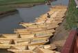供应厂家直销小木船小渔船保洁船