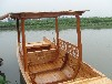 供应厂家直销单篷船木船休闲船手划船观光船