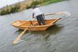 供应厂家直销湖泊小水库捕鱼船小渔船木船保洁船