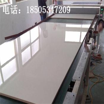 高光UV車展面板地臺面板
