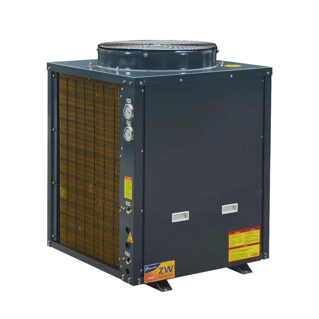 厂家商用3P空气能热水器商用热水器酒店宾馆浴池专用热水机组