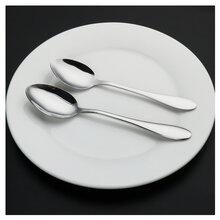 厂家生产直销可定制不锈钢调羹汤匙勺子图片