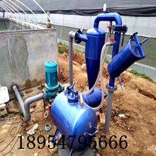 农业灌溉井水离心河水砂石过滤器山地果树水肥一体化设备