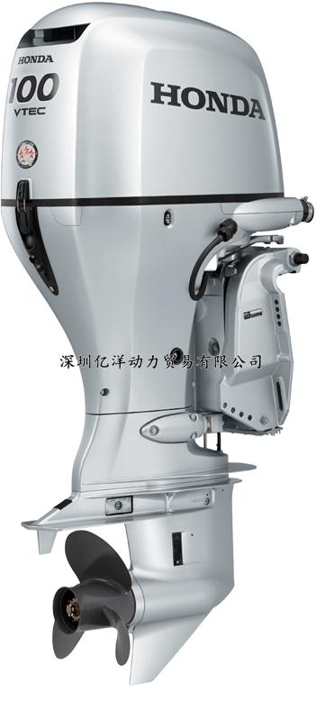 进口本田船外机发动机参数价格:2万8   型四冲程单顶置凸轮轴4缸16图片