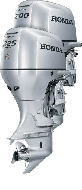 包邮促销本田4冲程200马力船外机游艇舷外发动机快艇马达推.图片