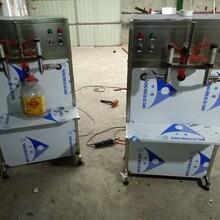 供應鑫沃發自流式灌裝機(標準型)半自動液體灌裝機圖片