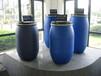 遼陽全新料200公斤藍色化工桶藍色膠桶耐高溫耐酸堿