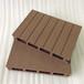 塑木厂家批发WPC木塑PE木塑户外地板河北塑木地板环保新材料