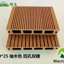 木塑地板-木塑地板厂家、护栏栈道、生态木墙板、花箱板椅条图片