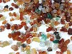 一个柜子宝石碎石进口清关怎么收费