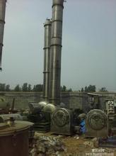 處理二手蒸餾塔搪瓷蒸餾塔節不銹鋼蒸餾塔節圖片