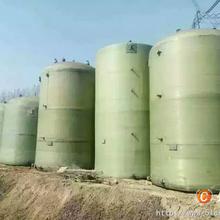 出售二手食品發酵儲罐白葡萄儲存罐設備圖片
