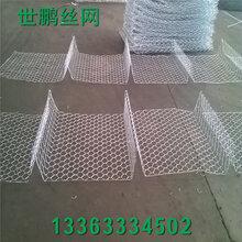 供应镀锌石笼网箱水利防护石笼网镀锌重型六角网镀锌石笼网