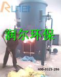 厂家生产农村垃圾焚烧炉图片