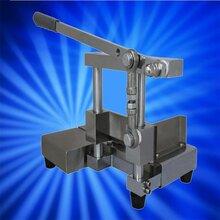 不锈钢厨房用品250型手动铡骨机排骨铡切骨机炊事设备