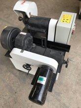 多工位外圆自动抛光机不锈钢圆管抛光机小型立式抛光机图片