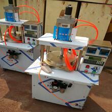 液压烙饼机鸡肉卷饼机数控烙饼机食品机械压饼机多功能烙饼机图片