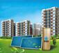 立式水箱太阳能热水系统
